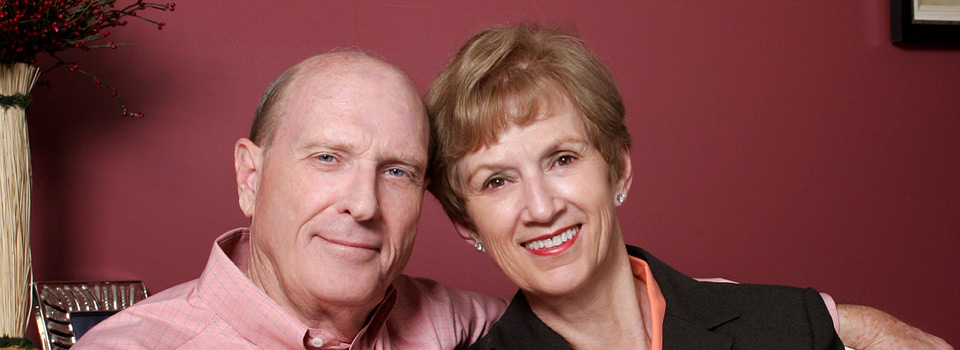 Jerry and Judy Davis started supporting cancer research after surviving their own battles with the disease.