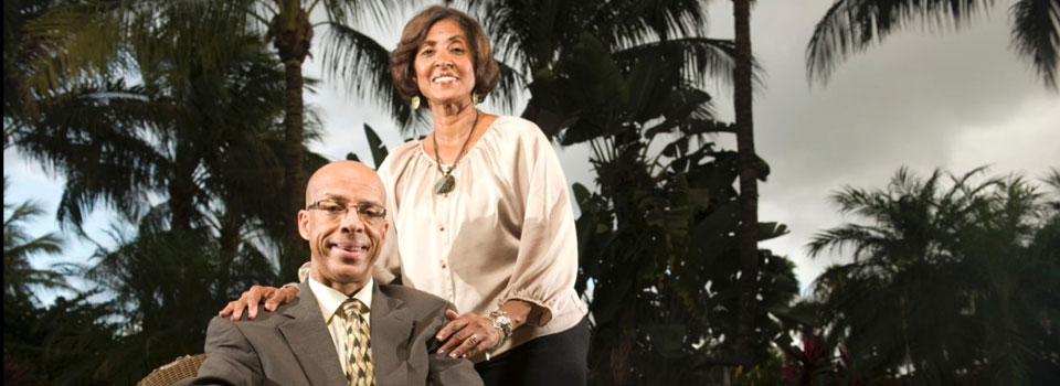 Eugene and Sheila Pettis created an endowment to support the Black Student Law Association.